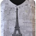 Eiffel Tower Suitcase Cover