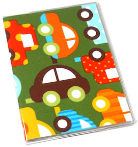 Toy Car fun passport cover