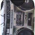Boombox Stereo Suitcase Cover