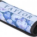 Watercolor Painting Handle Wrap With Your Name