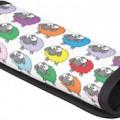 Rainbow Sheep Handle Wrap