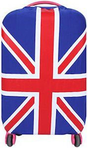 Union Jack Flag Suitcase Cover