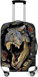 Dinosaur Suitcase Cover