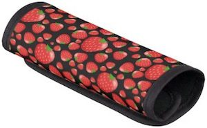 Strawberry Print Handle Wrap