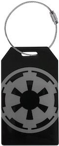 Star Wars Empire Logo Luggage Tag
