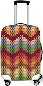 Sweater Style Suitcase Cover