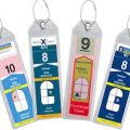 Cruise Luggage Tag Holder