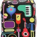 Musicians Party Suitcase Cover