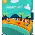 Summer Time! Suitcase Cover