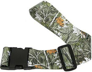 Forest Camouflage Luggage Strap