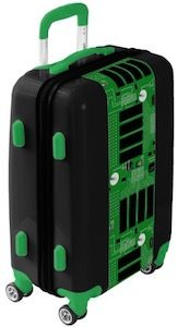 Circuit Board Suitcase