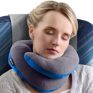 Chin Support Travel Pillow