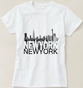 New York New York T-Shirt