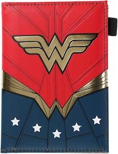 Wonder Woman Passport Cover