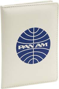 Pan Am Passport Cover