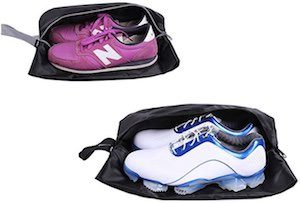 Waterproof Nylon Shoe Bag