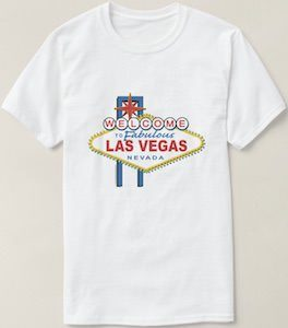 Welcome Las Vegas T-Shirt