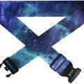 Galaxy Print Luggage Strap