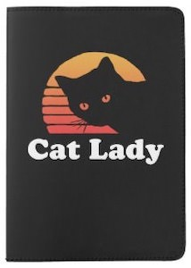 Cat Lady Passport Cover