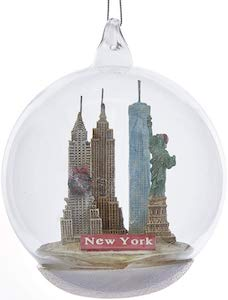 New York Ball Ornament