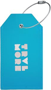 Travel More Luggage Tag