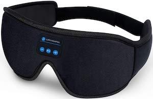 Sleepmask With Build In Headphones