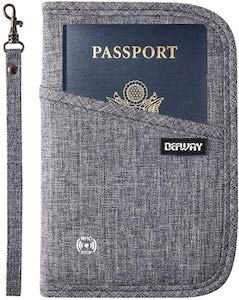 Passport And Travel Document Holder