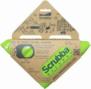 Scrubba Travel Laundry System