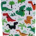 Kids Dinosaur Passport Cover