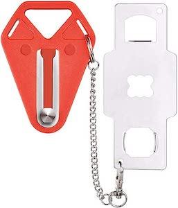 Portable Travel Door Lock