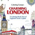 Charming London Coloring Book
