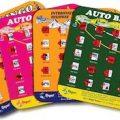 Auto Bingo Travel Game