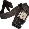 TSA Approved Luggage Strap With Lock And Indicator