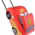 Cars Lightning McQueen Suitcase