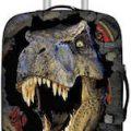 Dinosaur Suitcase Cover