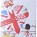I Love London Passport Cover