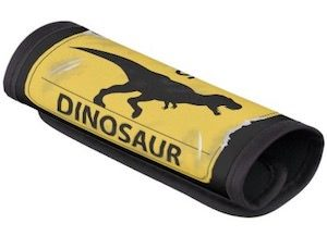 Beware Of Dinosaur Handle Wrap