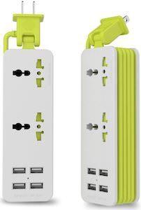 Travel Power Bar With USB