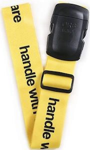 Handle With Care Luggage Strap