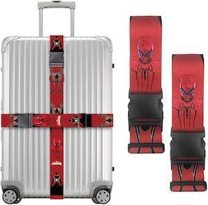 Red Spider-Man Luggage Strap