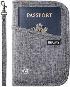 Passport And Travel Document Holder