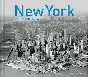 New York Then And Now Book