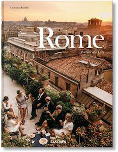 Rome Portrait Of A City Book