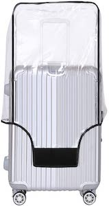 Clear Suitcase Cover