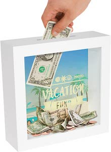 Vacation Fund Money Bank