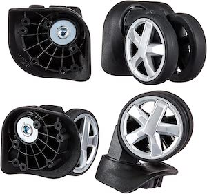 Suitcase Replacement Wheels